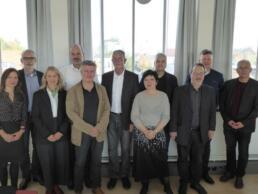 Treffen der mitteldeutschen Kammer-Präsidien