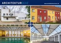 Architekturquiz 2019 - Sachsen-Anhalts moderne Städte