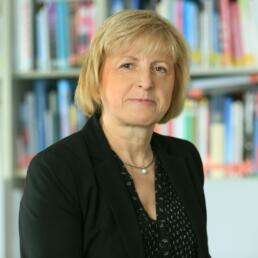 Petra Heise, Geschäftsführerin der Architektenkammer Sachsen-Anhalt