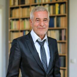 Prof. Ralf Niebergall, Ehrenpräsident der Architektenkammer Sachsen-Anhalt