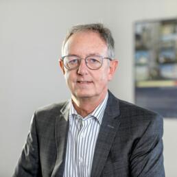 Prof. Axel Teichert, Präsident der Architektenkammer Sachsen-Anhalt