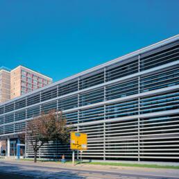 Fakultät Elektrotechnik der Otto-von-Guericke-Universität (Gebäude 9), Magdeburg
