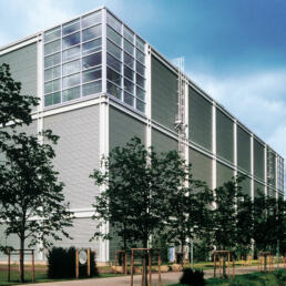 Versandzentrum (Hermes Fulfilment GmbH), Haldensleben