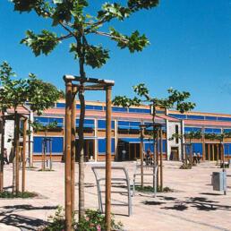 Klostergut Althaldensleben, Umbau, Haldensleben