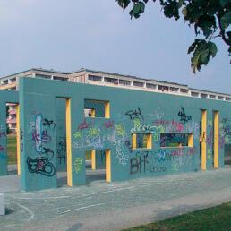 Filmband Nordpark, Bitterfeld-Wolfen
