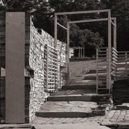Garten der Sedimente, Ballenstedt OT Rieder