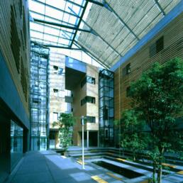 Biologicum, Martin-Luther-Universität Halle-Wittenberg, Halle (Saale)