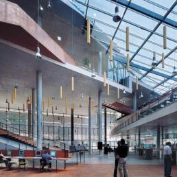Universitätsbibliothek der Otto-von-Guericke-Universität (Gebäude 30), Magdeburg