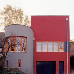 Wohnhaus Franke, Halle (Saale)