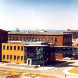 R & D Service Center, Schkopau
