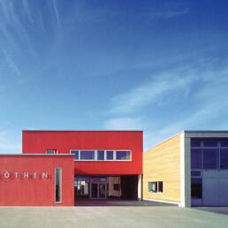 Werkstatt für Behinderte, Köthen (Anhalt)