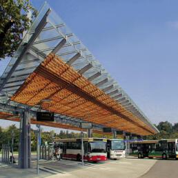 Zentraler Omnibusbahnhof, Magdeburg