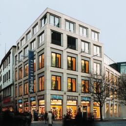 Büro- und Geschäftshaus, Halle (Saale)