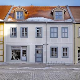 Alte Bäckerei, Rekonstruktion und Umnutzung zum Vereinshaus, Dessau-Roßlau