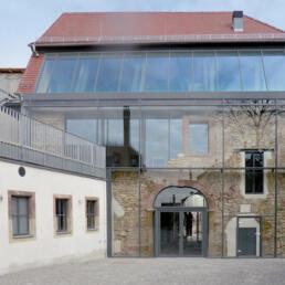 Architektur- und Umwelthaus, Naumburg