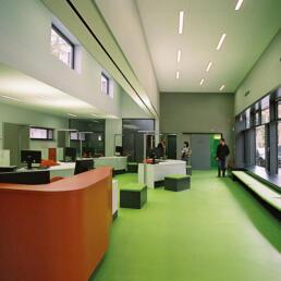Campus-Service-Center, Magdeburg