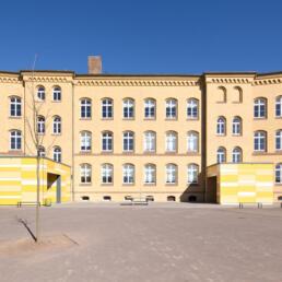 Campus Technicus, Zweifeldsporthalle, Bernburg (Saale)