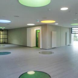 Campus Technicus,Schulgebäude, Modernisierung und Erweiterung, Bernburg (Saale)