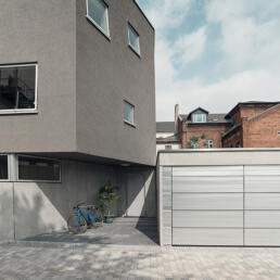 Einfamilienhaus-EFH KÖ9, Magdeburg