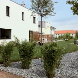 Einfamilienhaus und Hausgarten, Halle (Saale)