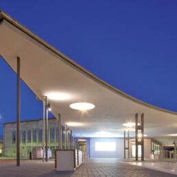 Empfangsbereich KSB AG, Neugestaltung, Halle (Saale)