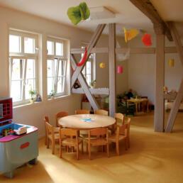 Evangelische Kindertagesstätte, Lutherstadt Eisleben