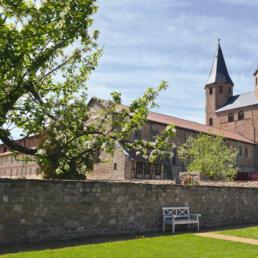 Evangelisches Zentrum Kloster Drübeck, Gesamtanlage, Drübeck