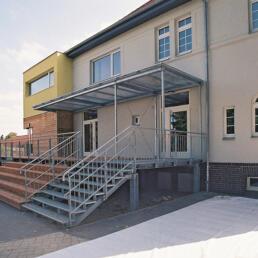 Fachklinikum Uchtspringe, Umbau und Sanierung Kita Haus 145, Uchtspringe