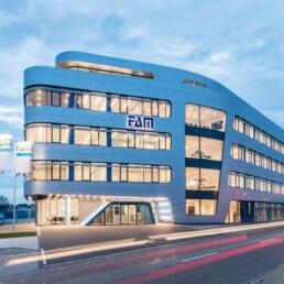 Firmenzentrale, Magdeburg