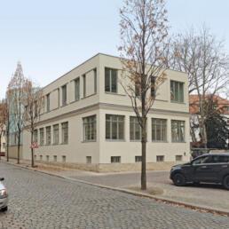 Gartenhaus, Umbau und Erweiterung, Halle (Saale)