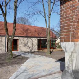 Gemeindehaus Rothensee, Magdeburg