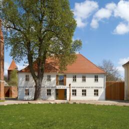 Gemeindezentrum, Umbau und Erweiterung des Christophorushauses, Tangermünde
