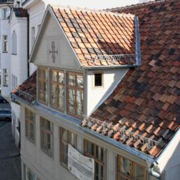 GuthsMuths-Geburtshaus, Umbau, Welterbestadt Quedlinburg