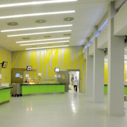 Hochschule Anhalt, Mensa, Sanierung, Köthen (Anhalt)