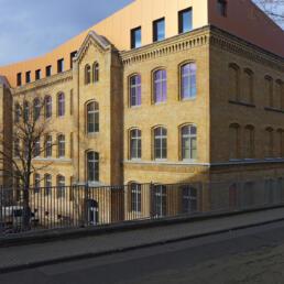 Jugendherberge, Umbau, Halle (Saale)