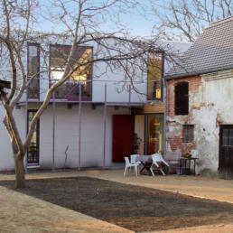 Kleiner Bauernhof, Sanierung und Umbau, Dessau-Roßlau
