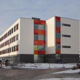 Laborgebäude für Verfahrens- und Systemtechnik, Magdeburg