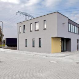 Landesbetrieb für Hochwasserschutz und Wasserwirtschaft Sachsen-Anhalt, Bauhof, Edersleben