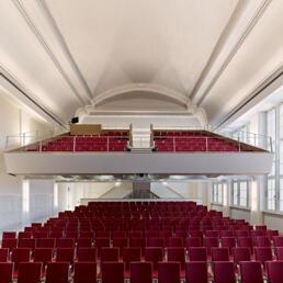 Landesgymnasium Latina, Paul-Raabe-Saal, Halle (Saale)