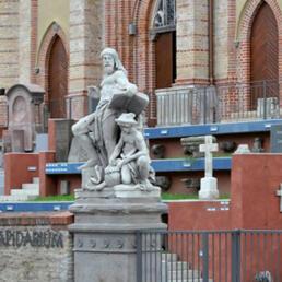 Lapidarium St. Gertraud, Magdeburg