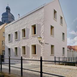 Lutherarchiv, Lutherstadt Eisleben