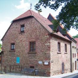 Luthers Elternhaus, Mansfeld-Lutherstadt