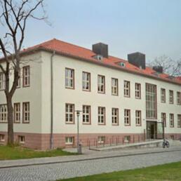 Martin-Luther-Universität, Department Sportwissenschaften, Halle (Saale)