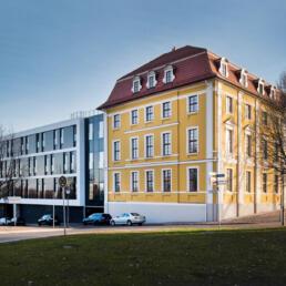 Motel One, Um- und Erweiterungsbau, Magdeburg