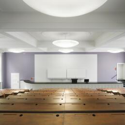 Neues Geistes- und Sozialwissenschaftliches Zentrum (GSZ) der Martin-Luther-Universität Halle-Wittenberg, Sanierung der Häuser 1, 2.1 und 3, Halle (Saale)
