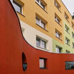 Otto-von-Guericke-Universität, Erweiterung Kita im Wohnheim 7, Magdeburg