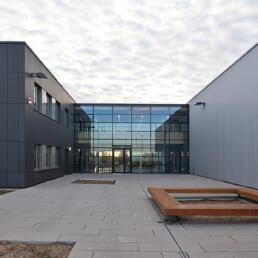 Produktions- und Logistikzentrum, Osterfeld, OT Kleinhelmsdorf