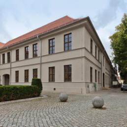Quartier am Bachplatz, Sanierung und Umbau, Köthen (Anhalt)