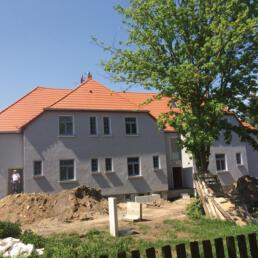 Reihenhaus, Modernisierung, Merseburg