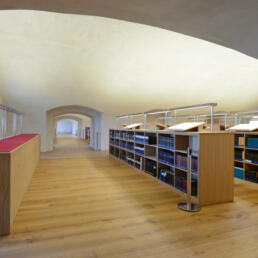 Schloss Wittenberg: Reformationsgeschichtliche Forschungsbibliothek, Lutherstadt Wittenberg